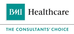 BMI healthcare Logo